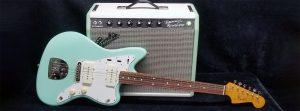 Baby Blue Fender Lavonne Music Specials