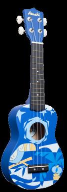blue bird ukulele