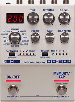 boss dd200