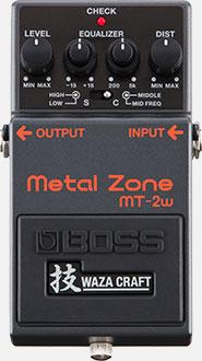 metal zone waza