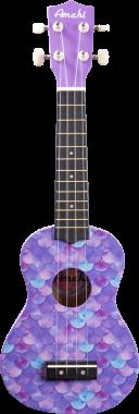 mermaid ukulele